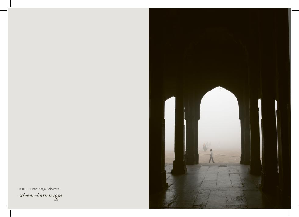 Grußkarte Fatehpur Sikri