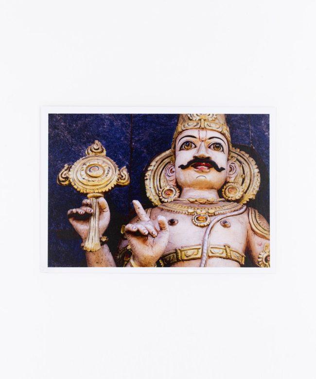 Fotopostkarte Vishnu