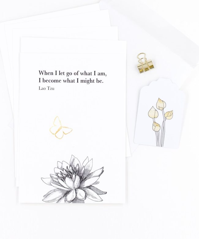 Buddhist Wisdom Postkarten Set