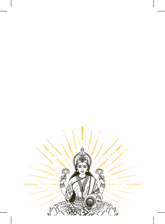 Notizblock Lakshmi