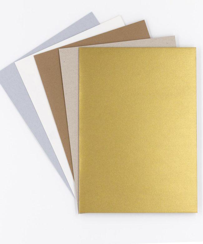 Briefkuverts / Umschläge sortiert