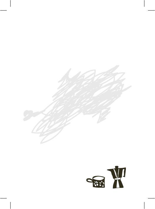 Notizblock Scribble Coffee