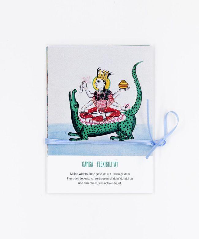 Göttinnen Postkarten Set